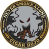 Smoke Monster badge