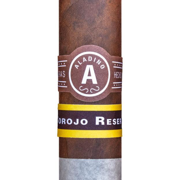 JRE Aladino Corojo Reserva cigar