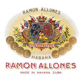 Ramone Allones Cigars Cuba
