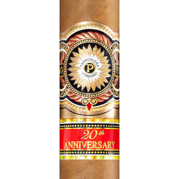 Perdomo 20th Anniversary Connecticut cigar