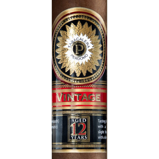 Perdomo Double Aged 12-Year Vintage Sun Grown cigar