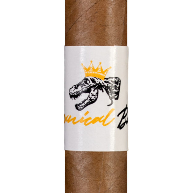 Jas Sum Kral Tyrannical Buc Connecticut cigar