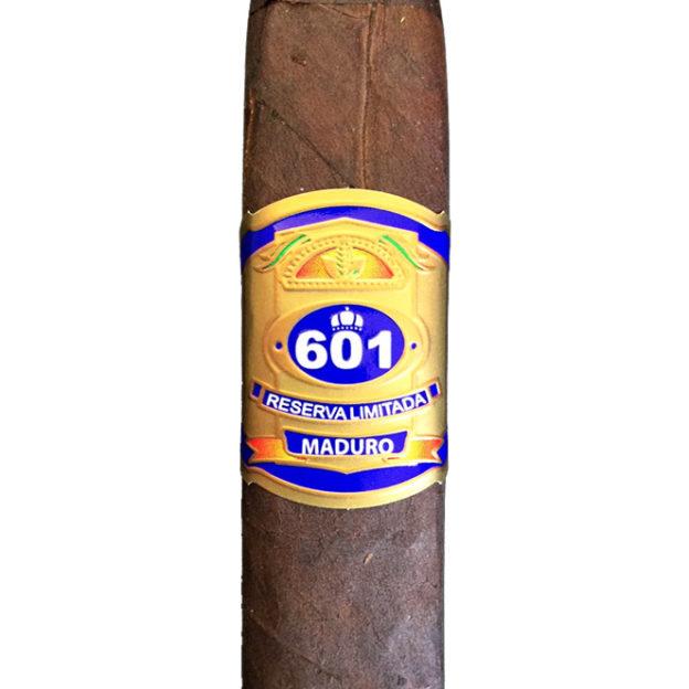 Espinosa 601 Blue Label Maduro cigar
