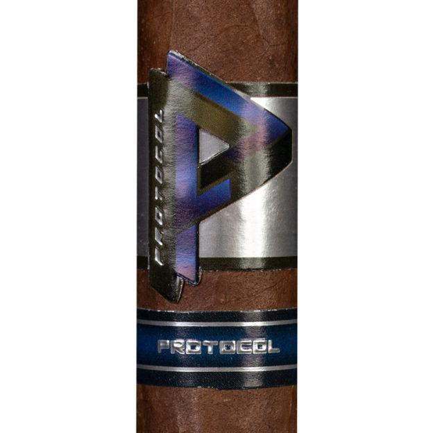 Cubariqueño Protocol Blue Label cigar