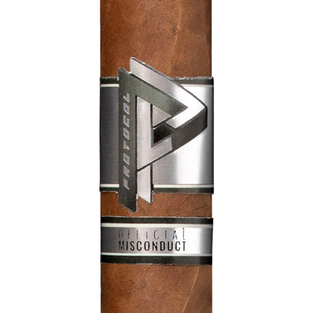 Protocol Official Misconduct cigar
