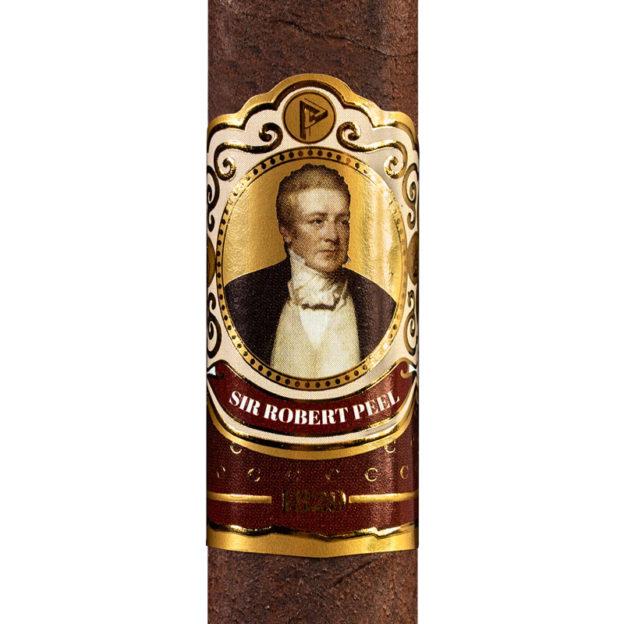 Protocol Sir Robert Peel Maduro cigar