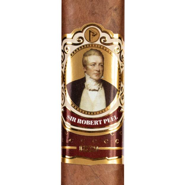 Protocol Sir Robert Peel Natural cigar