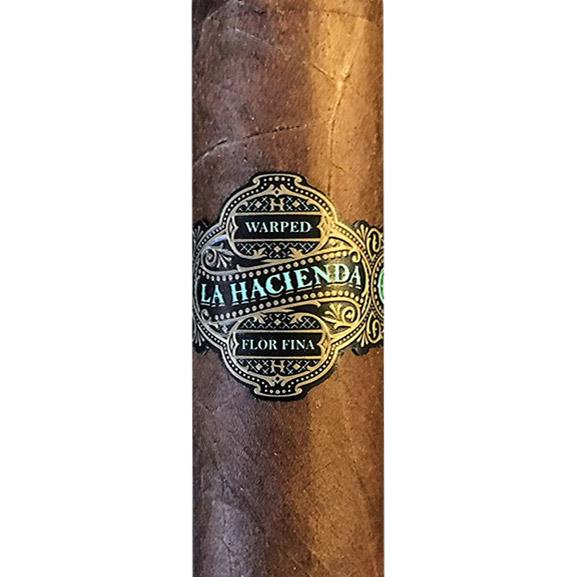 Warped La Hacienda cigar