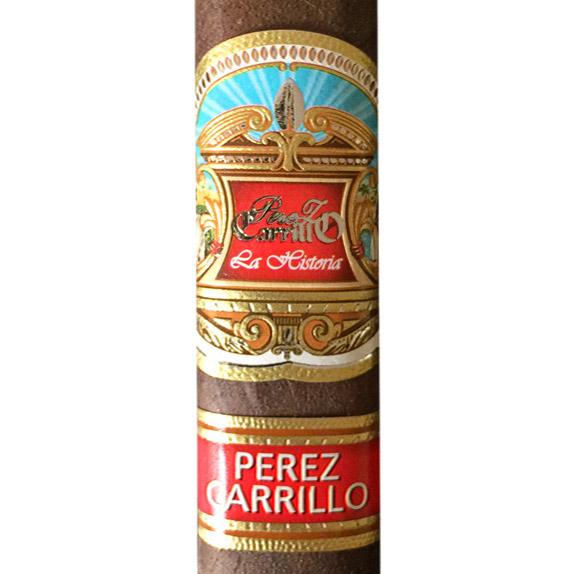 EPC Perez-Carrillo La Historia cigar