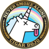 Death of a Unicorn badge