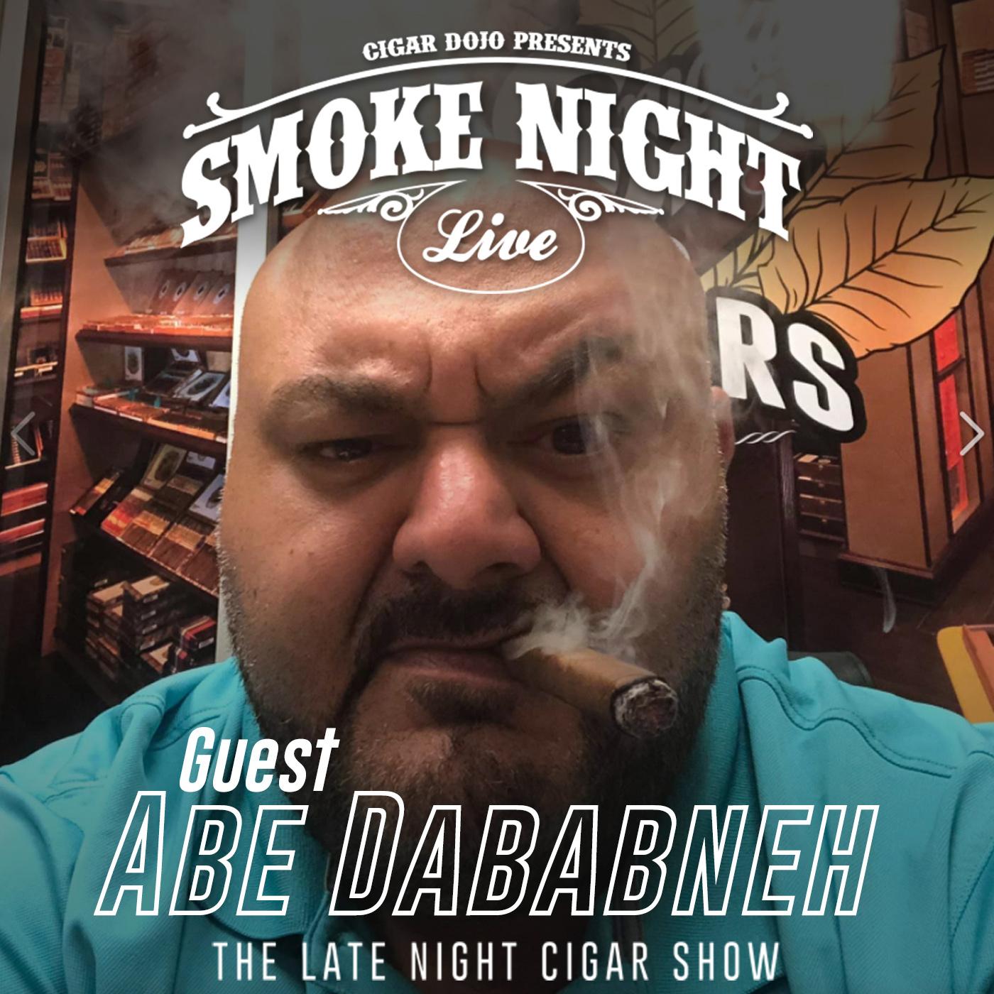 Abe Dababneh Smoke Inn