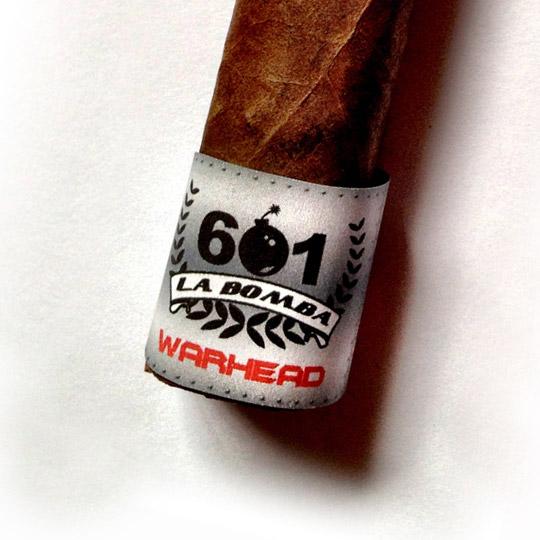 Espinosa 601 La Bomba Warhead cigar