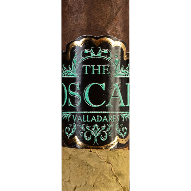 Oscar Valladares The Oscar Maduro cigar