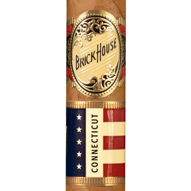 J.C. Newman Brick House Double Connecticut cigar