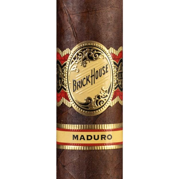 J.C. Newman Brick House Maduro cigar