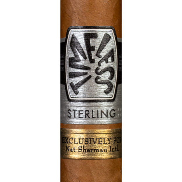 Nat Sherman Timeless Sterling cigar