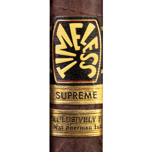 Nat Sherman Timeless Supreme cigar