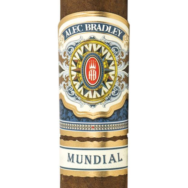 Alec Bradley Mundial cigar