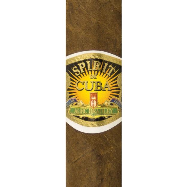 Alec Bradley Spirit of Cuba Corojo cigar