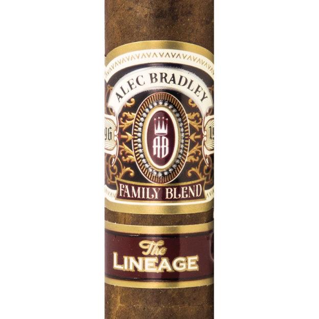 Alec Bradley The Lineage cigar