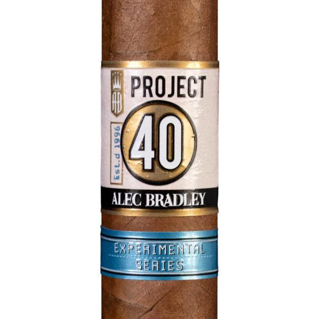 Alec Bradley Project 40 cigar