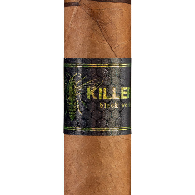Black Works Studio Killer Bee Connecticut cigar