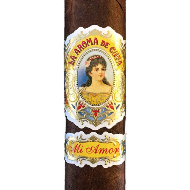 Ashton La Aroma de Cuba Mi Amor cigar