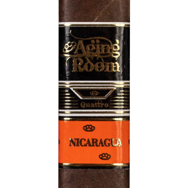 Aging Room Quattro Nicaragua cigar