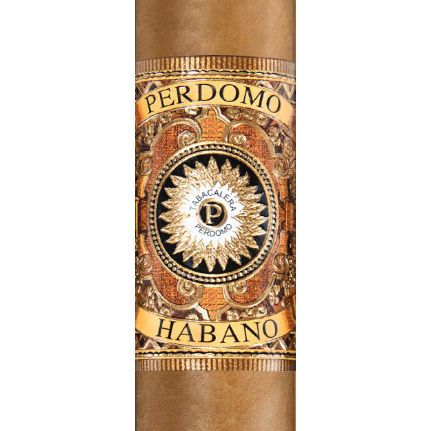 Perdomo Habano Bourbon Barrel-Aged Connecticut cigar