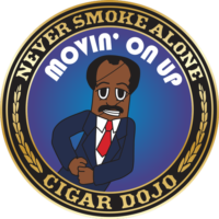 Movin' on Up badge