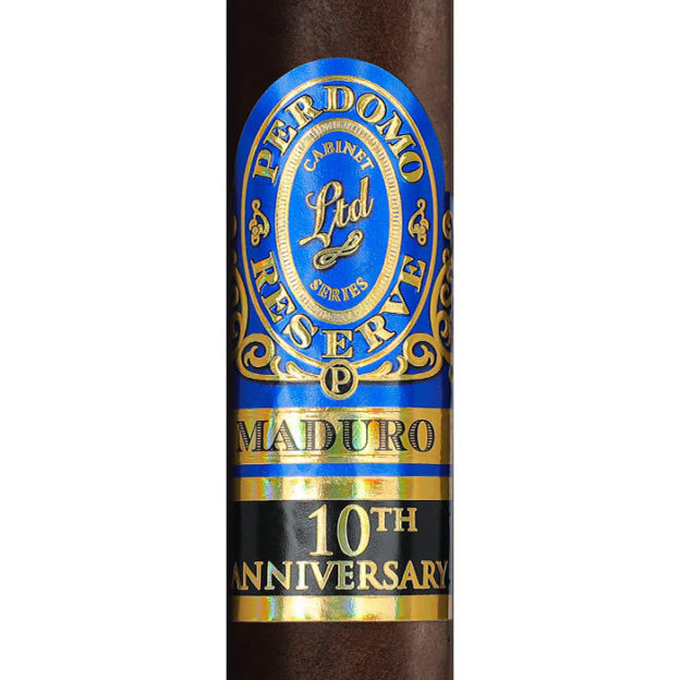 Perdomo Reserve 10th Anniversary Box-Pressed Maduro cigar