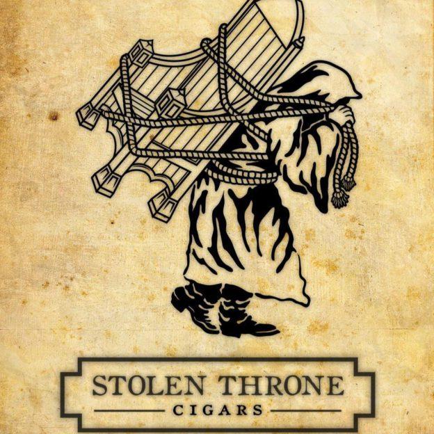 Stolen Throne Cigars logo