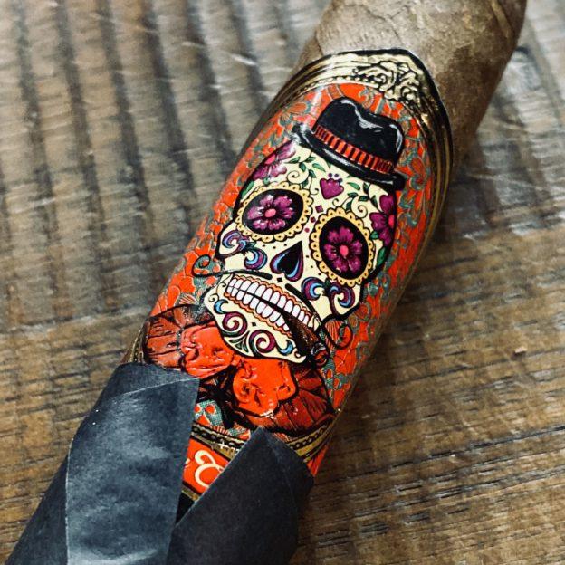 DAHOT Don Juan Calaveras Maduro cigar