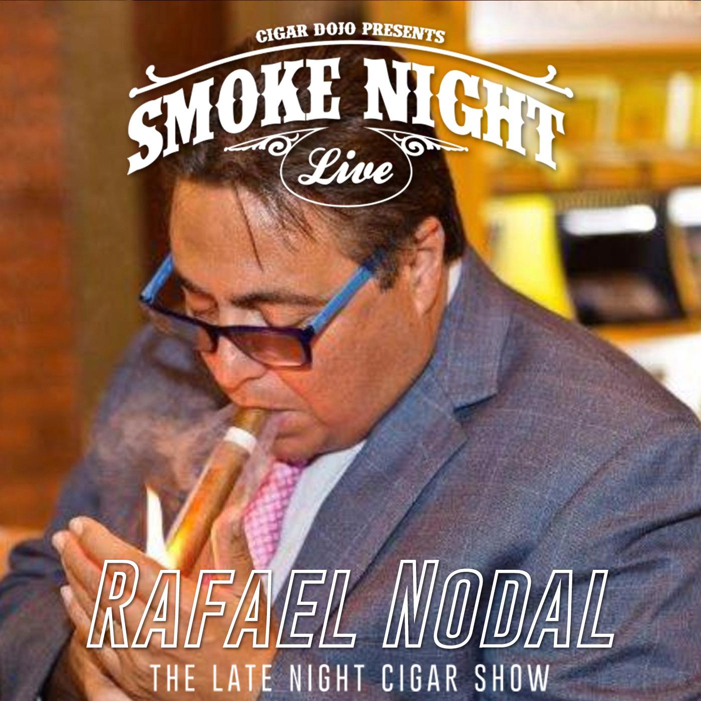 Rafael Nodal interview