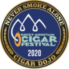 Rocky Mountain Cigar Festival 2020 badge