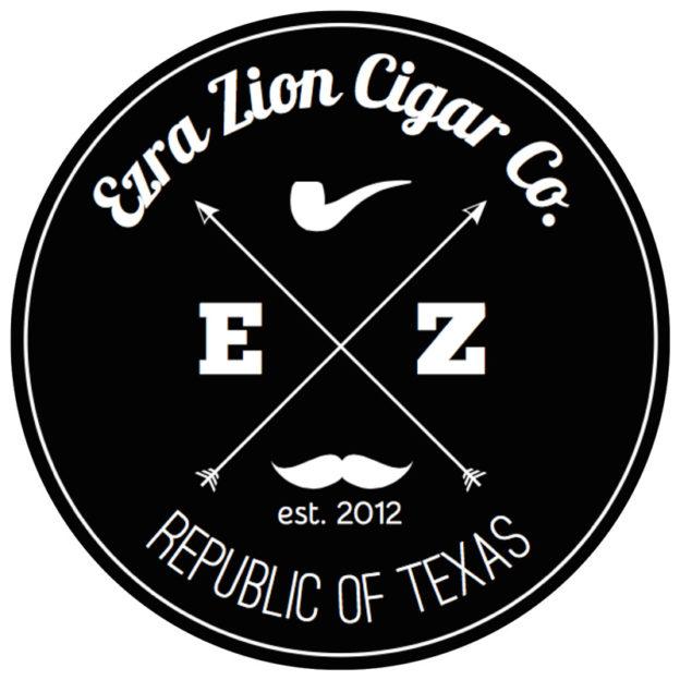 Ezra Zion Cigar Company logo