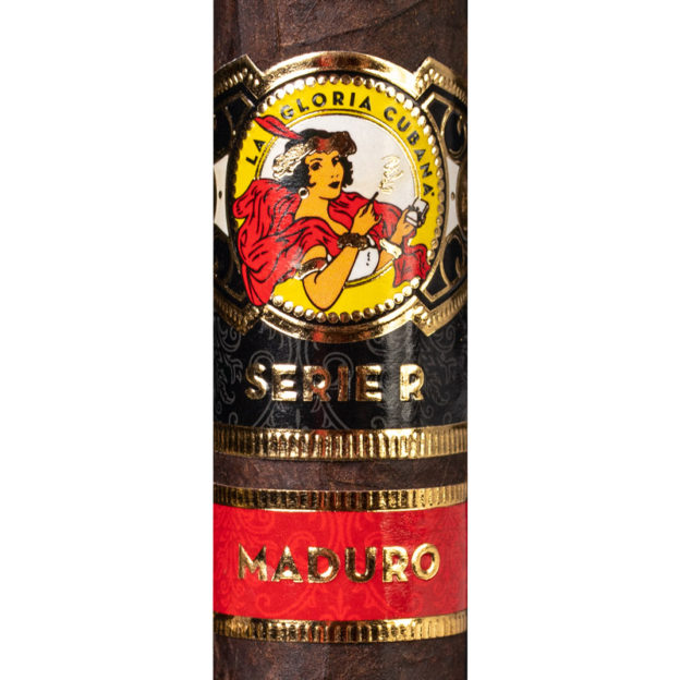 La Gloria Cubana Serie R Maduro cigar