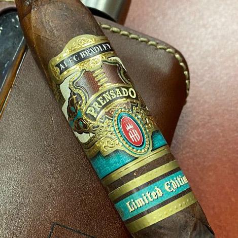 Prensado Gran Belicoso cigar