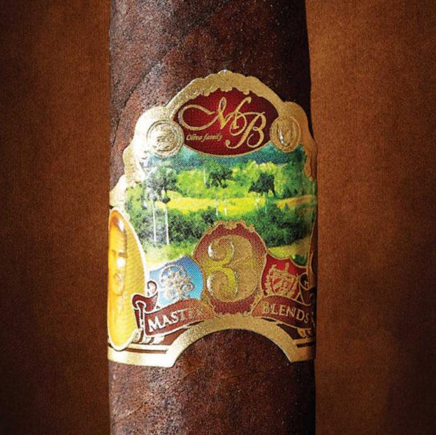 Oliva Master Blends 3 cigar