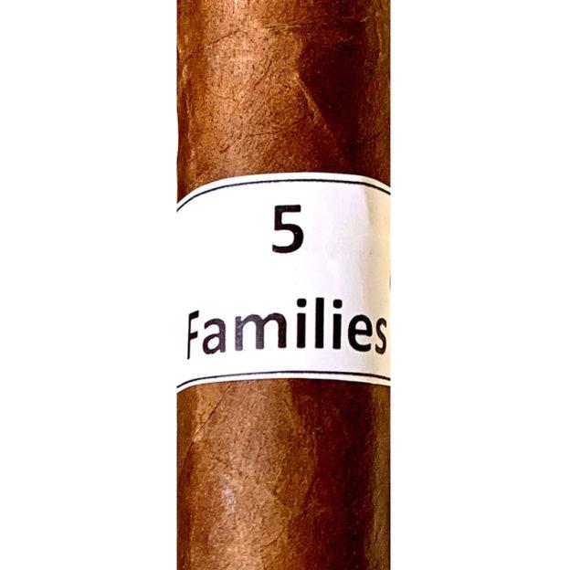 Protocol 5 Families cigar