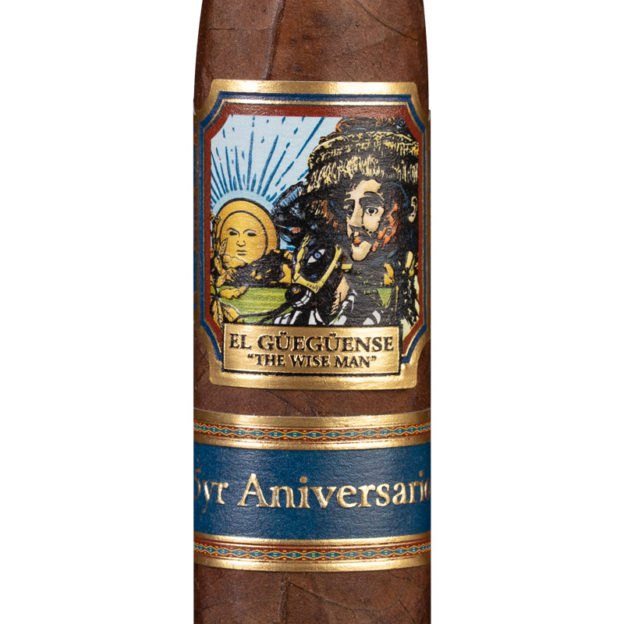 Foundation El Güegüense 5-Year Aniversario cigar
