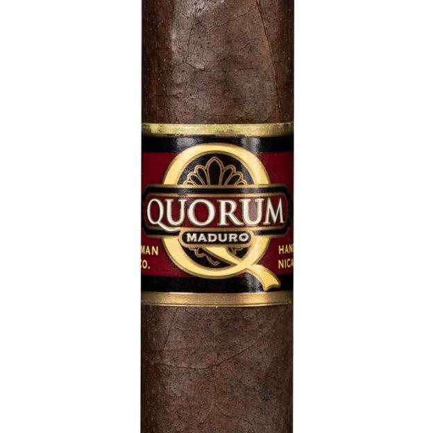 J.C. Newman Quorum Maduro cigar