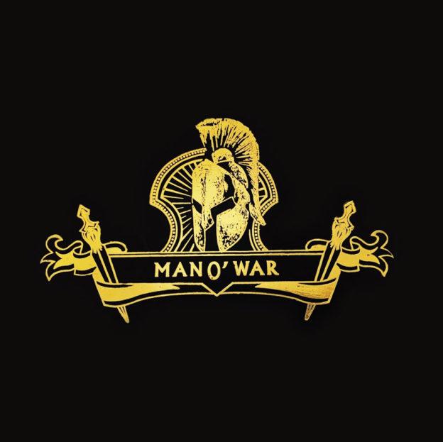Man O' War Cigars logo