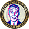 Gimmick Cigar Badge