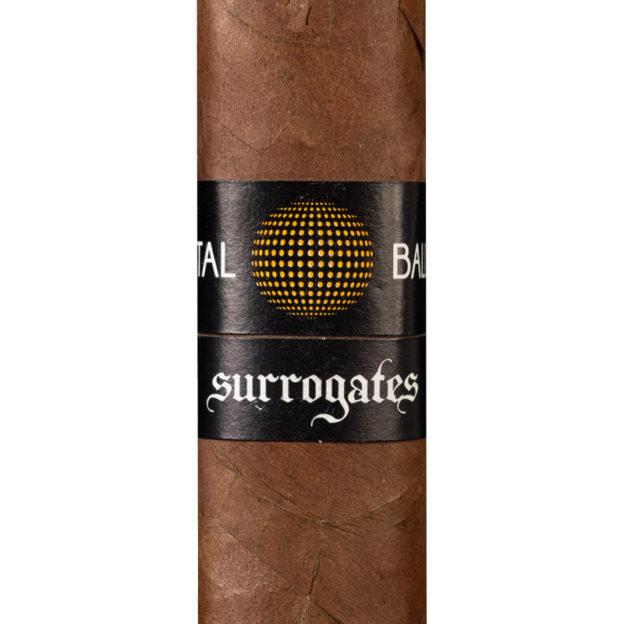 L'Atelier Imports Surrogates Crystal Baller cigar
