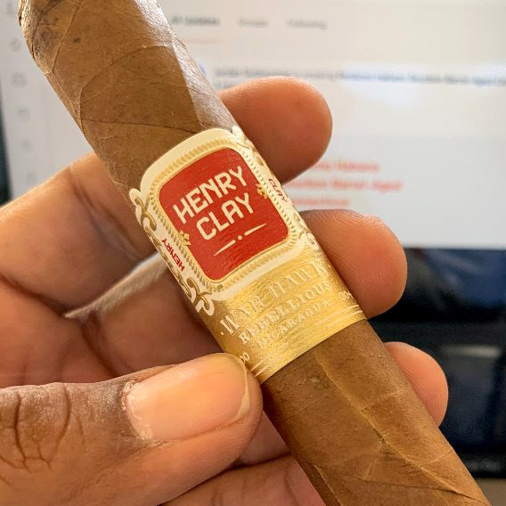 Henry Clay War Hawk Rebellious Limited Edition cigar