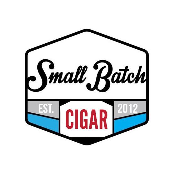 Small Batch Cigar logo