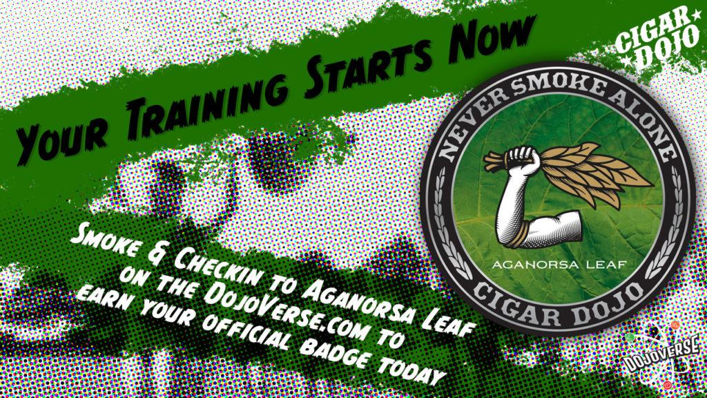 Aganorsa Leaf Badge promo