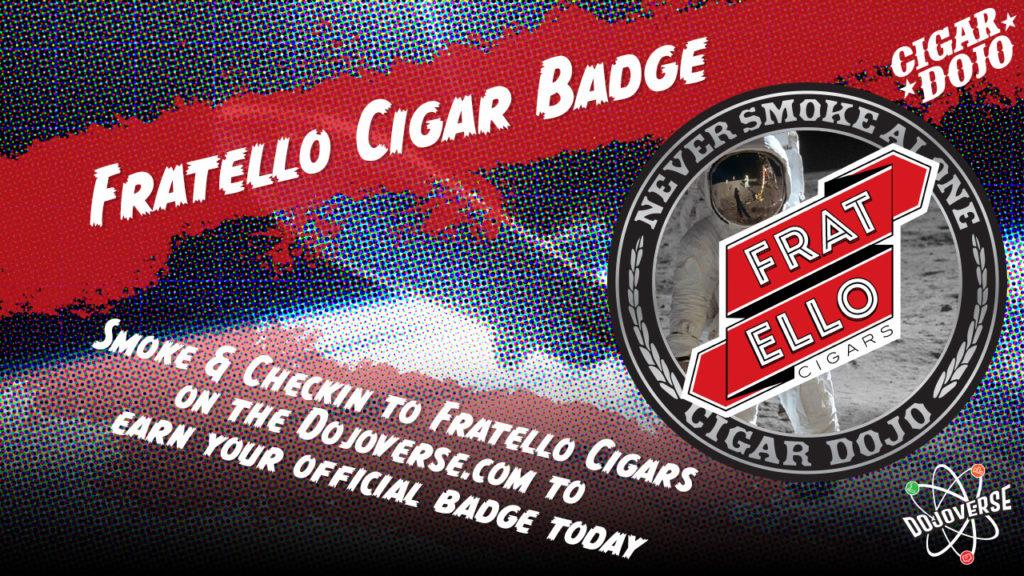 Fratello Cigar Badge promo