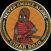 Sumatra Samurai badge